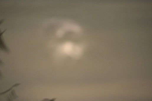 difuse moonlight