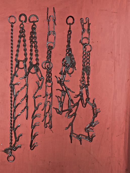 collares. coleccion privada